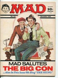 Mad-Magazine-#171-Dec 1974-Mort Drucker-Don Martin-David Berg