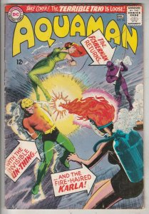 Aquaman #24 (Dec-68) VF High-Grade Aquaman, Aqualad, Mira
