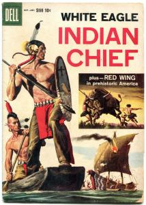 Indian Chief  #32 1958- Dell Western Silver Age VG-