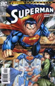 Superman (2nd Series) #225 FN; DC | save on shipping - details inside
