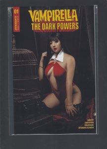 Vampirella Dark Powers #1 Cover E