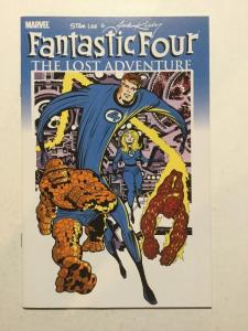 Fantasic Four The Lost Adventure 1 NM Near Mint Marvel Comics