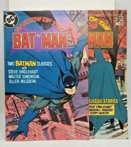 SHADOW OF THE BATMAN (1985 Series) #1 #2 COMBO LOT Near Mint Comics Books