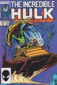 Incredible Hulk (1968 series) #331, VF- (Stock photo)