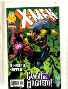 Lot of 12 X-Men Marvel Comic Books #58 59 60 61 62 63 64 65 66 67 68 69 EK5