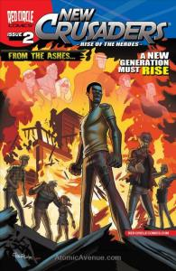 New Crusaders #2 FN; Red Circle | save on shipping - details inside