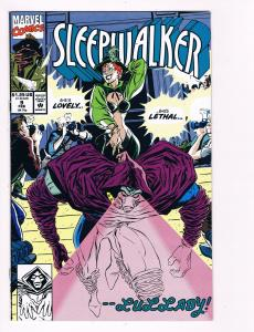 Sleep Walker # 10 Marvel Comic Books Hi-Res Scans Awesome Issue Modern Age!!! S8