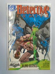 Detective Comics #599 4.0 VG water damaged (1989)