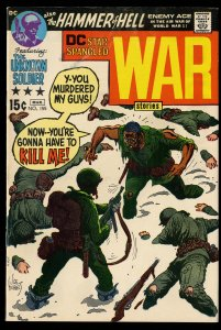 Star Spangled War Stories #155 FN 6.0 DC Comics