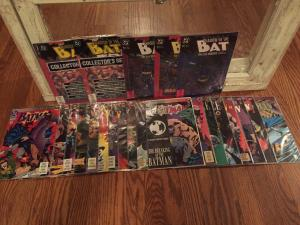 Batman Knightfall Complete + Shadow Of The Bat