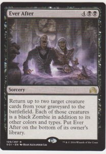 Magic the Gathering: Shadows Over Innistrad - Ever After