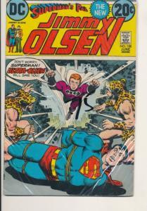 Superman's Pal the New Jimmy Olsen #158 Fine (6.0) (263J)
