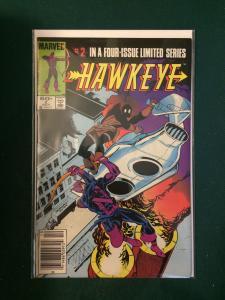 Hawkeye #2 of 4