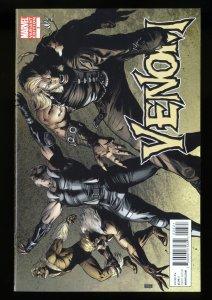 Venom (2011) #3 NM+ 9.6 1st Print 1:15 Zircher Variant X-Men Evolutions