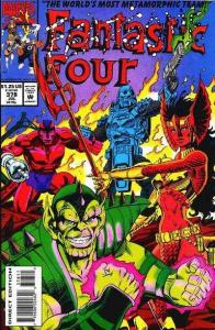 Fantastic Four (1961 series) #378, VF (Stock photo)