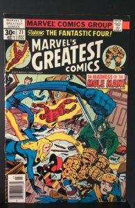 Marvel's Greatest Comics #71 (1977)