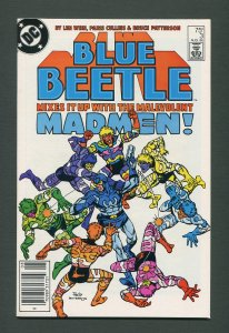 Blue Beetle #3  / 9.4 NM  /  Newsstand / August 1986