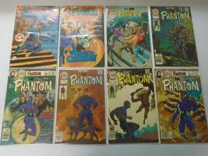 The Phantom comic lot 8 different issues from #32-74 (1969-77) 6.0/VG