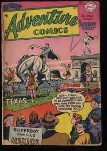 Adventure Comics #209 GD 2.0 DC Superman