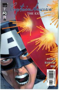 Captain America(Marvel Knights) # 7,8,9,10,11  Revenge of the Storm !