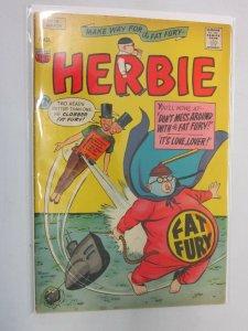 Herbie #16 4.0 VG (1966)