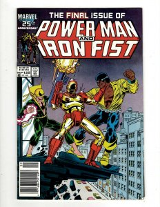 12 Comics Power Man/Iron Fist125 Ghost Rider42 Eternals1 2 3 4 5 6 7 8 11 12 GB1