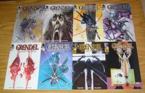 Grendel: God and the Devil #0 & 1-10 VF/NM complete series - matt wagner set lot