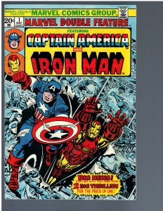 Marvel Double Feature #1 (1973)