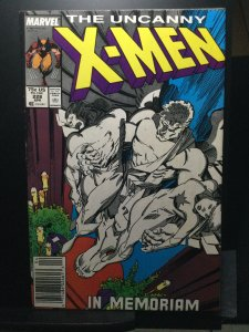 The Uncanny X-Men #228 (1988)