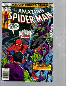 Amazing Spider-Man # 180 VF/NM Marvel Comic Book MJ Vulture Goblin Scorpion TJ1