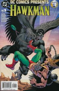 DC Comics Presents: Hawkman #1 VF/NM; DC | save on shipping - details inside