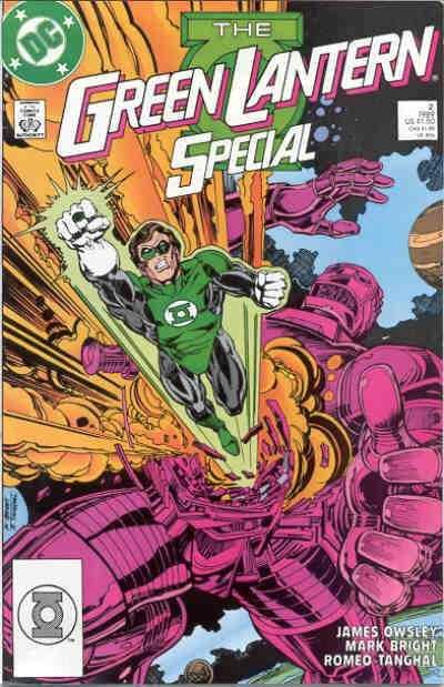 Green Lantern (1960 series) Special #2, VF+ (Stock photo)