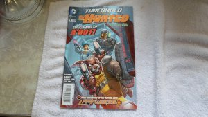 MAY 2013 DC COMICS THE HUNTED # 3