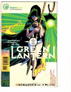 7 DC Comics Tangent Green Lantern Flash Metal Men 3 4 + 3 Kingdom # 1's  J220