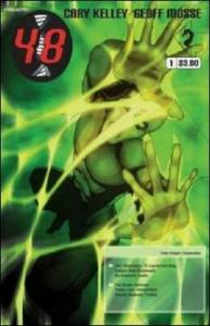 48 Comic Book #1 FN; Paper Dragonz | save on shipping - details inside