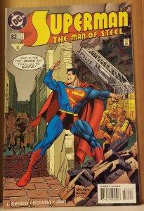 Superman: The Man of Steel #82 (1998)