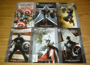 Captain America: the Chosen #1-6 VF/NM complete series - marvel knights set lot
