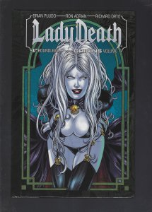 Lady Death Origins Volume 1 Hardcover Trade Paperback