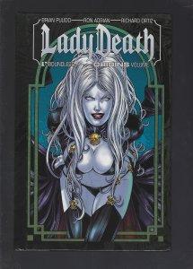 Lady Death Origins Volume 1 Hardcover Trade