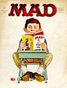 Mad (1952 series) #101, Fine+ (Stock photo)