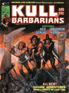 Kull and the Barbarians #3, VF- (Stock photo)