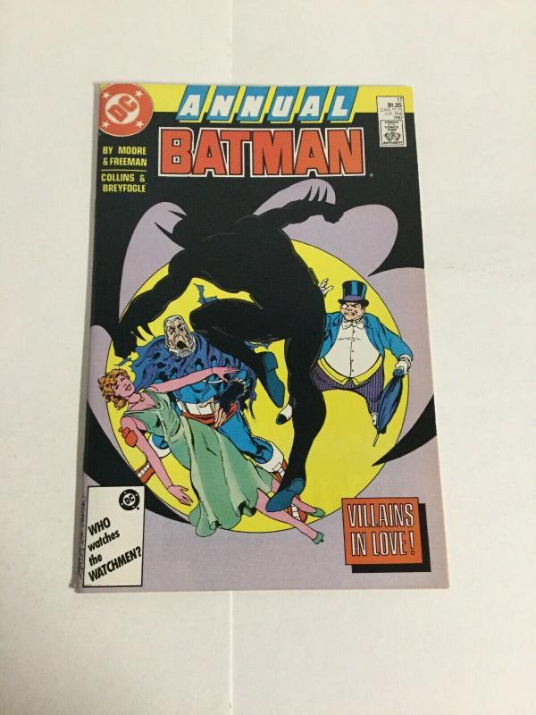 Batman Annual 11 Nm Near Mint DC Comics