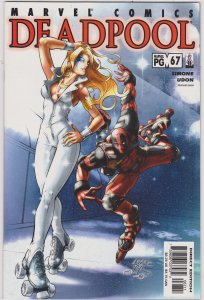 Deadpool #67