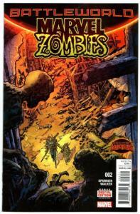 Marvel Zombies #2 Battleworld (Marvel, 2015) VF/NM