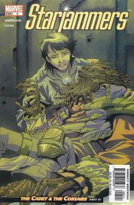 Starjammers (Vol. 2) #4 FN; Marvel | save on shipping - details inside