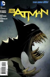 Batman (2nd Series) #27 VF/NM; DC | save on shipping - details inside
