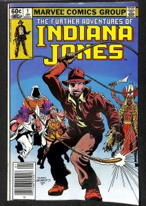 Indiana Jones (NL) #1