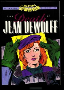 Amazing Spider-Man: The Death Of Jean DeWolff-TPB-trade