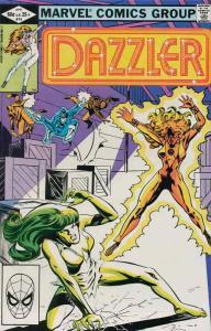 Dazzler #14 VF/NM; Marvel   save on shipping - details inside