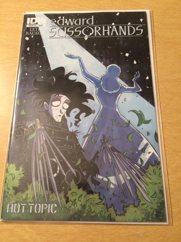 Edward Scissorhands #1